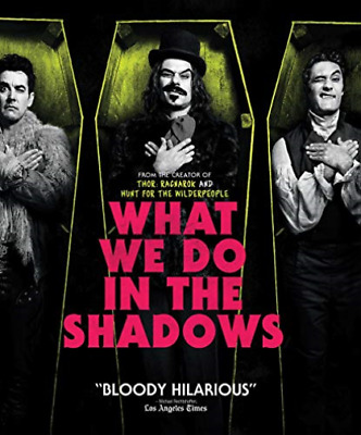 What We Do in the Shadows [blu-ray] Blu-Ray NEW