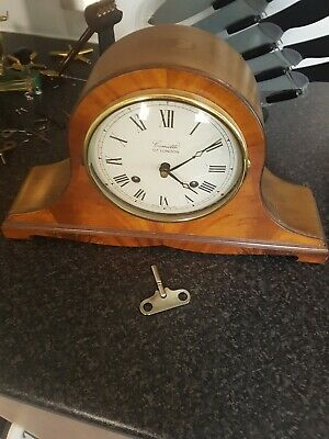 Small Napolian Hat Chiming Mantle Clock