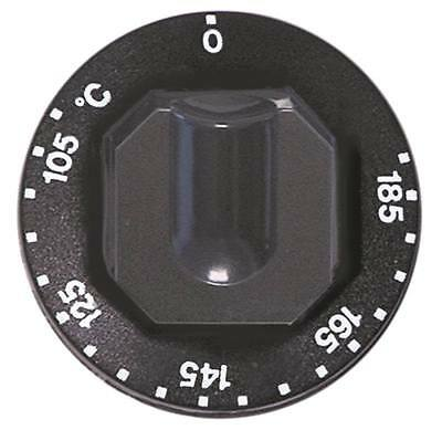 Electrolux Knob for Fryer 161929, 161906, 161907, 161901 for Thermostat