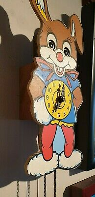Antique/Vintage German Cuckoo Clock Style Articulated Character