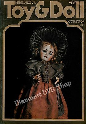 International Toy & Doll Collector volume No 5