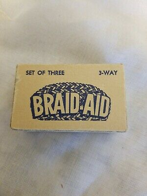 BRAID-AID ADJUSTABLE VARI-FOLDER - Fabric Folders Braiding Rugs - NEWA-12