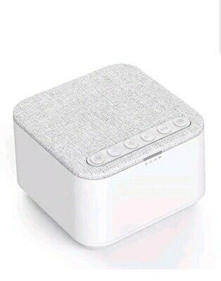 White Noise Machine, X-Sense Sound Machine with 40 Non-Looping Soothing Sounds