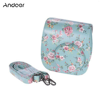 Andoer PU Protective Camera Case Bag Pouch Protector for Fujifilm Instax J4Y9