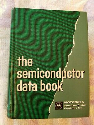 The (Motorola) Semiconductor Data Book (2nd Ed August, 1966) (HC)