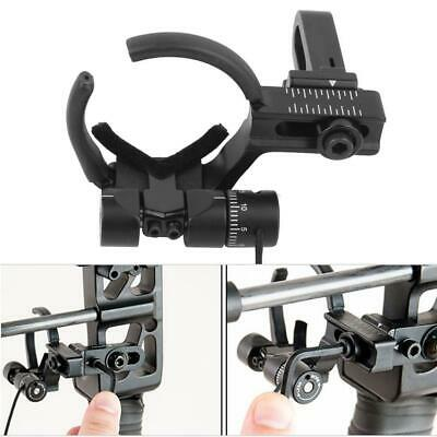 Archery Compound Bow Fall Drop Away Arrow Rest RH/LH Tactical Hunting Adjustable