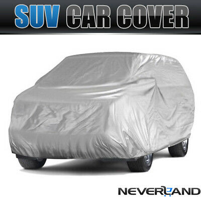 XL 510cm Car SUV Cover Storage 170T Waterproof Out/Indoor Sun Dust Protector