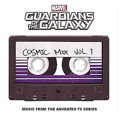 Various Artists, Marvel's Guardians Of The Galaxy- Cosmic Mix Vol. 1, CD