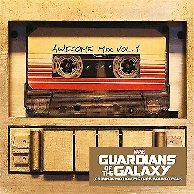 Soundtrack, Guardians Of The Galaxy - Awesome Mix Vol. 1, CD