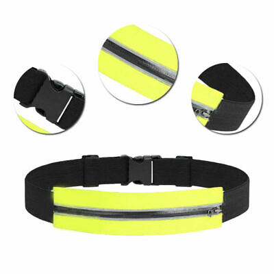 Outdoor Waist Anti-theft Sports Bag Fitness Cycle Belt Pouch Practical Pack REH