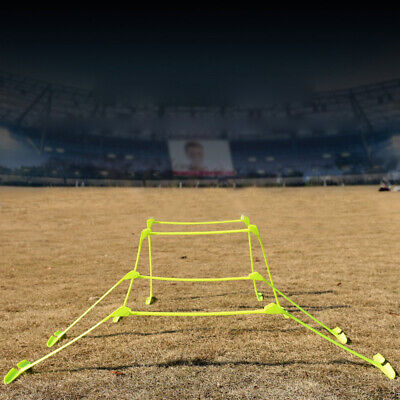 30f6574ca 1 Pc Football Soccer Training Aid Agility Ladder Speed Hurdles Cones  Markers Set
