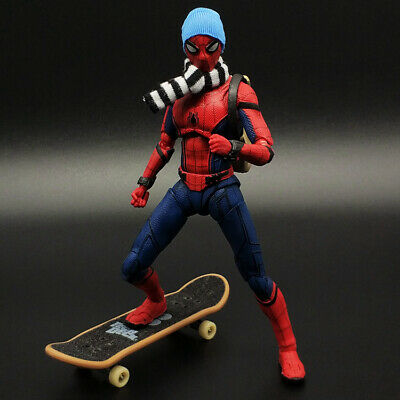 SHF S.H.Figuarts Spider-Man Homecoming Spiderman Action Figure Toy #F246