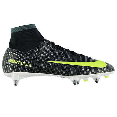 Nike Mercurial Victory CR7 Df Sg Football Bottes Hommes UK 7,5 US 8,5 Eur 42
