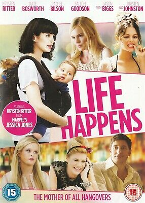 Life Happens The Mother Of All Hangovers - NEW Region 2 DVD