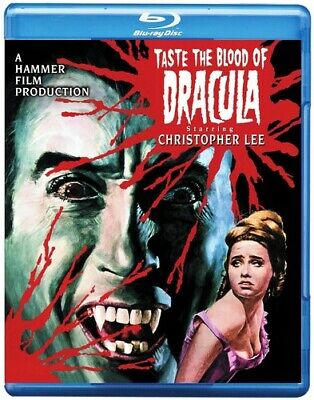 Taste The Blood Of Dracula (Blu-ray New)