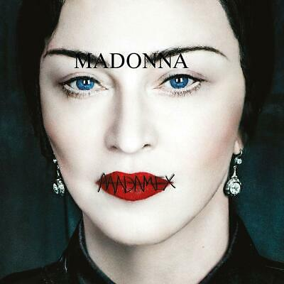 Madonna - Madame X Cd Album New (13Th June)