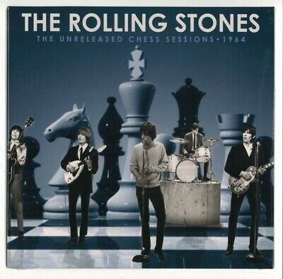 The Rolling Stones - The Unreleased Chess Sessions 1964 Vinyl LP STONES04