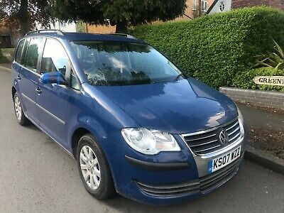Volkswagen Touran 1.9 Tdi  7 Seater  Low Miles Diesel** Drives Superb** (2007)