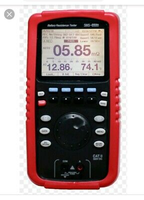 SBS - 6500 Battery Resistance Tester / Analyser brand new. Made In Korea