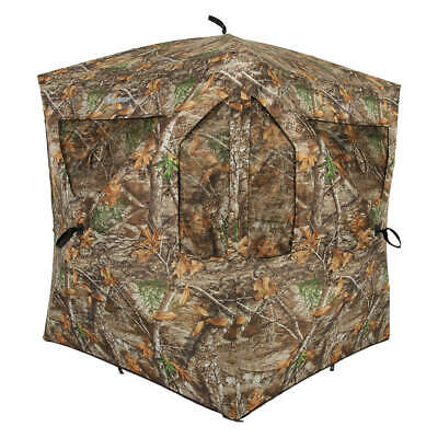 Ameristep Brickhouse Blind Realtree Edge