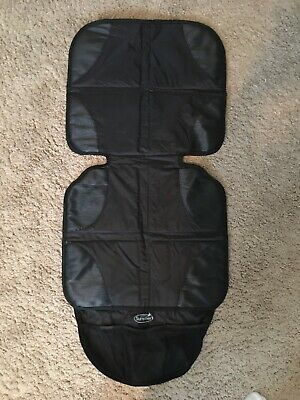 Summer Infant/Baby/Child Durable Car Seat Protector Mat w/ Storage Easy-to-Clean