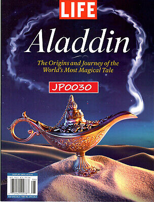 LIFE Special 2019, Aladdin, The Origins And Journey, New/Sealed