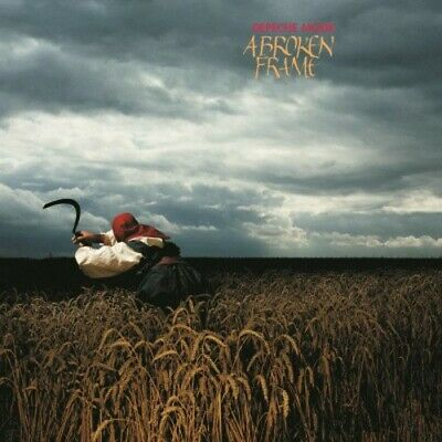 Depeche Mode - A Broken Frame, 180g Single Vinyl LP