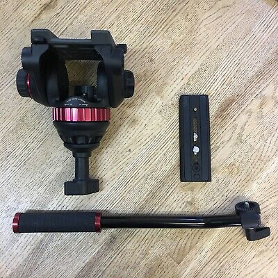 Manfrotto MVH502A Pro Fluid Video Head With 75mm ball