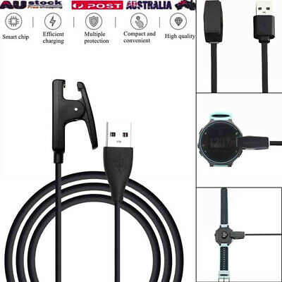 For Garmin Forerunner 735XT/235/230/630/35 USB Charger Data Charging Cable New