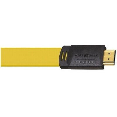 WireWorld Chroma 7 HDMI - High Speed With Ethernet 5.0m