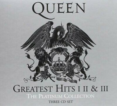 Queen - Platinum Collection New Cd