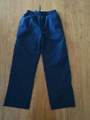 Childrens Size 9 Active & Co Sports School Pants Navy
