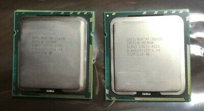 Matched Pair Intel Xeon X5650 - 2.66 GHz Six-Core (AT80614004320AD) Processor