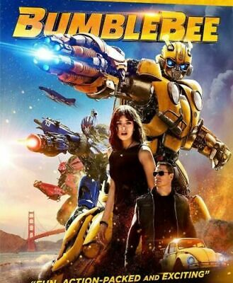 Bumblebee 2019 Transformers - Blu Ray Only