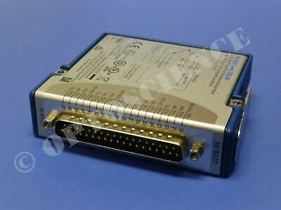 National Instruments NI 9237 cDAQ Strain / Bridge Input Module, D-Sub