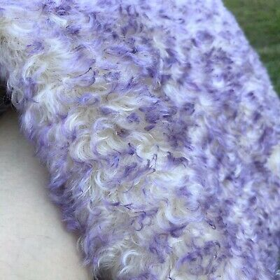 LADY LAVENDER - Kid MOHAIR - Handy Craft Square