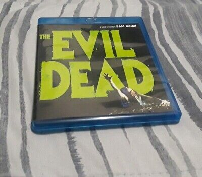 The Evil Dead (Blu-ray Disc, 2010
