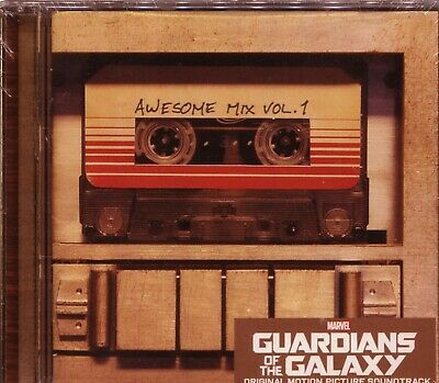 Guardians of the Galaxy: Awesome Mix, Vol. 1 by Various Artists (CD,...