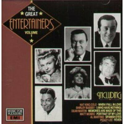 The Great Entertainers Vol.1.