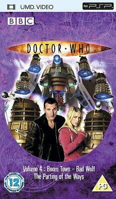 Doctor Who - The New Series: 1 - Volume 4 [UMD Mini for PSP] By Billie Piper,.