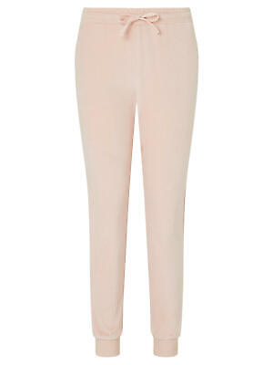 John Lewis Girls' Velour Joggers / Pink 8 Years Brand New With Tags Free P&P