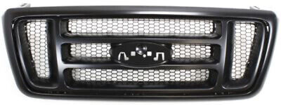 CPP Black Grill Assembly for 2007-2008 Ford F-150 Grille