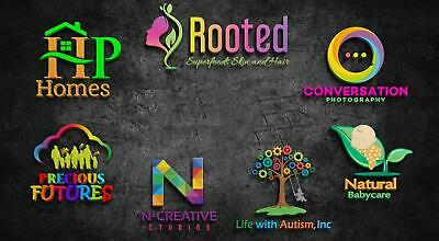 3 Creative And Professional Logo For You In 72 Hours (Bronze Package)