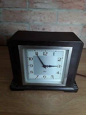 Vintage Smiths sectric bakelite electric clock vintage