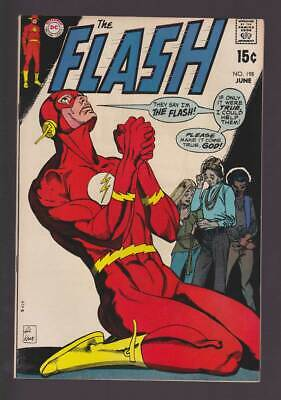 Flash # 198  They say I'm the Flash - Make it be True !  grade 9.0 scarce book !