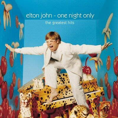 "One Night Only: The Greatest Hits - Elton John (12"" Album) [Vinyl]"