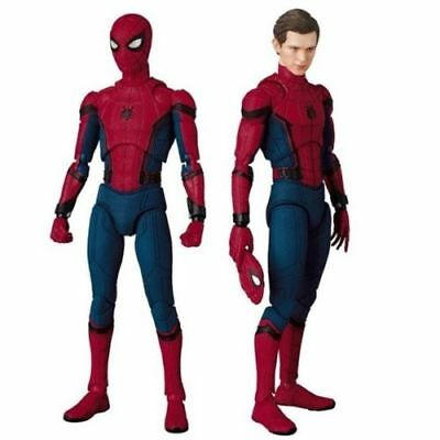 """6"""" Spider-Man Hero Homecoming Action Figure Mafex Medicom Toy Collectiom"""