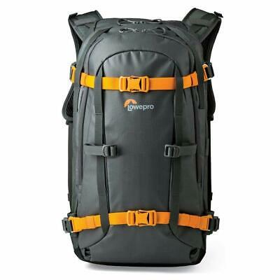 LowePro Whistler Backpack Grey - BP 450 AW for Cameras and Equipment