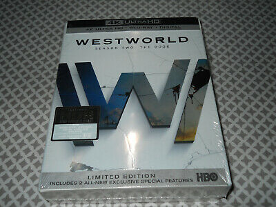 WESTWORLD SEASON ONE: The Maze 4K Ultra HD+Blu-ray+Digital