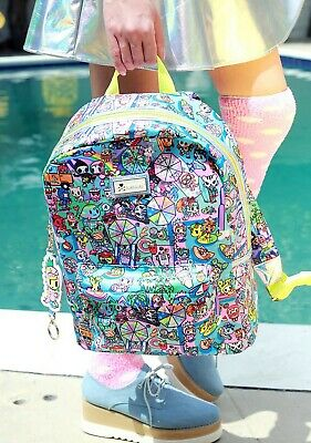 Tokidoki Pool Party Backpack G7